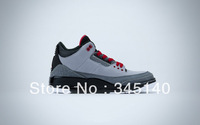 Free Shipping  High Quality men's j 3 Basketball shoes
