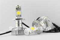 HB3 9005 25W+10W CREE LED High Power Car Truck White Headlight Fog Bulb DRL 2000LM 12V