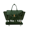 2014 Cowhide Fashion Vintage Zipper one Shoulder Women's Handbag brand bags lim Messenger Bag