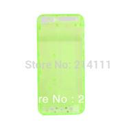Wholesale Transparent Back Cover Housing for iPhone 5 Clear Plastic Battery Door  10pcs/lot