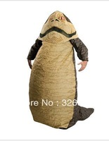 Jabba The Hut Inflatable Costume Rubies
