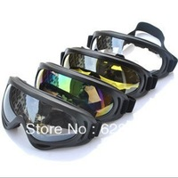 WOLFBIKE X400 UV Protection Outdoor Sports Ski Snowboard Skate Goggles Motorcycle Off-Road Cycling Goggle Glasses Eyewear Lens