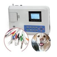NEW CONTEC VET Veterinary ECG100G One Single Channel ECG/EKG Machine Electrocardio