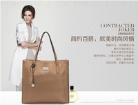 NEW ARRIVAL Women Leather Handbags Fashion Shoulder Bag Genuine Leather Tote Bag Business Women Handbag 1170471