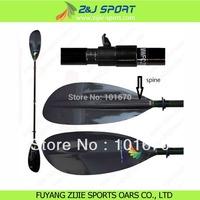 Full Carbon Fiber Sea Kayak Paddle with 10cm Adjustment