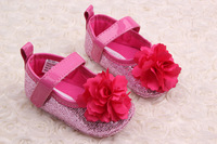Spring Shoes Children 2014 Baby first walkers Hello kitty baby shoes canvas girl 1 paris free shipping