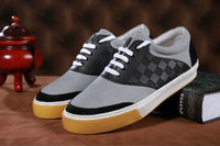 2013 new polo brand famous men's shoes / casual sneakers / luxury style / flat leather shoes / canvas sneaker / 40-46 / PO-9B07