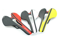 New design Brand full carbon fiber road bicycle saddle road mountain mtb cycling bike seat saddle cushion bike parts 95g