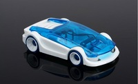 New Desgin 7.5*4cm DIY Brine Cars Novelty Race Car accessories Model Toys For Kids Baby Science Interactive Toy Car Plastic