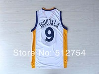 #9 Andre Iguodala Jersey,New Material Rev 30 Basketball jersey,Best quality,Authentic Jersey,Size S--XXXL,Accept Mix Order