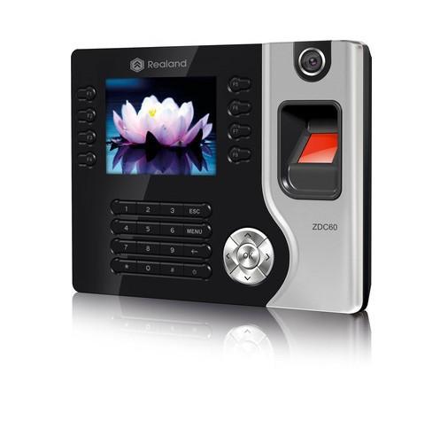 Impronte digitali + id card +tcp/IP +usb Port +software zdc60t-2.4 pollici tft a colori screen presenza di impronte digitali tempo di alta qualità