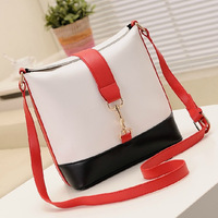 Hot Sale 2013 women handbags Vintage bucket Wholesale lady Handbags preppy style madam one shoulder cross-body