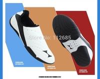 [Maria's store] Free Shipping Top grade taekwondo shoes karate tae kwon do breathablel for women men adults kids size(3.5~10)