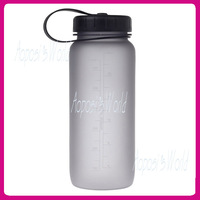 Ultra high capacity fashion sports water bottle twist the lid   (650ml) outdoor fun & sports drinkware ,Free shipping