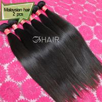 New Malaysian Virgin Hair weave 2bundles human hair extensions 12-30inches natural black dhl free shipping rosa hair products