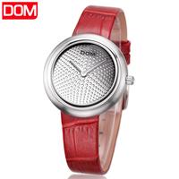 brand watch women      Dom vintage      quartz  dress watches women wristwatches relogio feminino reloj mujer