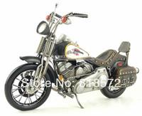 Handmade Metal vintage motorcycle model - Vintage car model,Home decoration ,Crafts,Gifts,collage(top01)