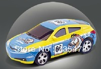 2014 New Arrival Cool Top Super Mini RC Radio Remote Control Micro Racing Car sold exclusively  Free shipping