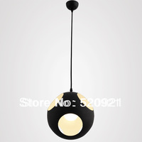 Free shipping 40W AC220V  Modern brief single-head pendant light restaurant lamp pendant lamp study light table lamps