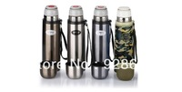 new fashion 500ml Vacuum Flask Stainless Steel Coffee Bottle Thermos