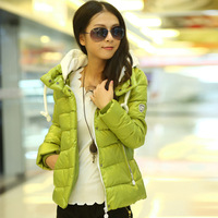 Best selling 2013 Women outerwear winter wadded jacket cotton-padded jacket winter slim design short cotton-padded jacket