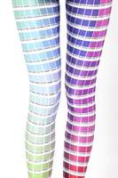 Women 2013 Galaxy Designed Free Shipping Leggings for Women Muscles Leggings.Black MIlk Leggings Plus Size pants Galaxy