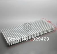 High-quality heat sink High-power radiator aluminum radiator 100 * 220 * 18mm 3pcs/lot Free shipping