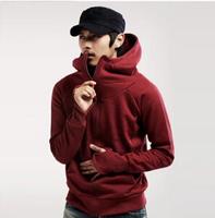 Freeshipping ,Promotion,2014 New Men's Fashion Sports Hoodies Sweatshirts,Top Brand Men's Clothing.Cotton,Korean Slim Style