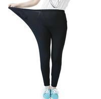 Plus Size XXXL 6 Colors Pantyhose Brand New 2014 Autumn -Summer Autumn Modal Leggings Wholesale High Elastic Yoga Pants B