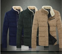 Men's jacket fashion men coat jacket winter coat,wholesale Free shipping NTZH311