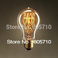 A19 Edison  Bulb E27 110V/220V Optional  Incandescent lamp Household/Bar/Coffee shop 4pcs/lot Free Ship!