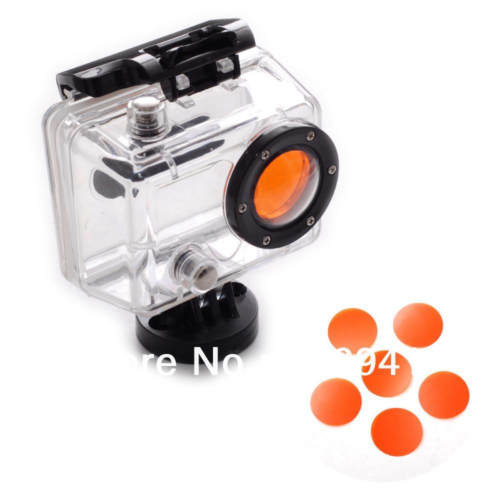 Lens Gopro Hero 2 Gopro Hero 1 Hero 2 Polarizer