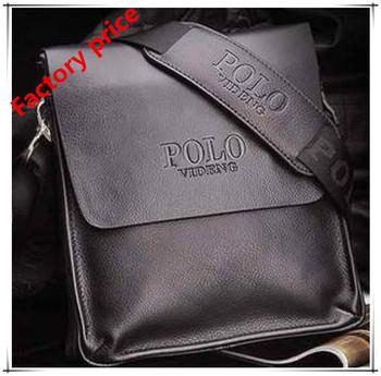 Guaranteed free shipping  2014 male shoulder bag business  document genuine leather bag messenger bag man bag