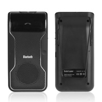 Hot! New Wireless Bluetooth Handsfree Speakerphone Speaker Phone Car Kit With Car Charger