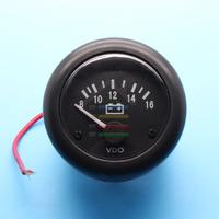 "New Universal 2""/52mm Car Voltmeter VDO type volt meter"
