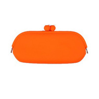 3673  free shipping new arrival simple solid candy color eye glasses cases four colors to choose