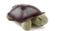 New Romantic Star Night Light Constellation Lamp toy,Baby Turtle Projector led lamp