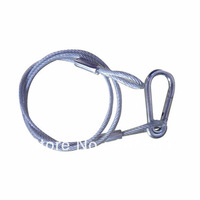 Cheap price stage light safety rope,30pcs/lot ,Wholesale and Retail Good Price Stage Light Safety Cable for 85cm