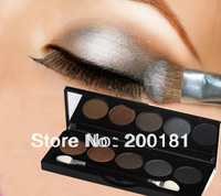 5pcs=1lot wholesale Party queen eye shadow smoken Nude Makeup 5 color