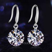 Unisex Men and Women 925 STERLING SILVER Stud Earring 7mm Gift Jewellery 261884