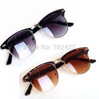 Fashion Unisex HOT Classic Retro Avaitor Golden Mirrored Sunglasses Glasses New