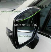 Refires 2013 SUBARU forester rearview mirror rain eyebrow  rain gear