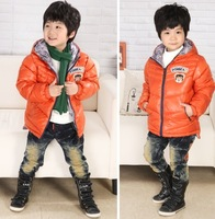 Retail, 2013 new children's coat, the popular children winter coat, warm winter coats, ski suit boys sport a lot free shipping