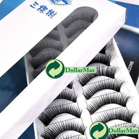 New arrive: 10 Pair Thick Volume False Fake Eyelashes Eye Lashes Makeup #169 wholesale