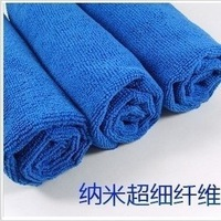 5 pcs/lot 30x30CM Microfiber Towel Car Cleaning Wash Clean Cloth Free Shipping