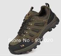 Winter sneakers hiking shoes mountain wild gobi outdoor lovers sneakers sport men's sneakers free shipping