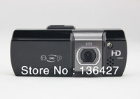Free Shipping AT500 Full HD 1080P 30FPS Car DVR Recorder + 2.7 inch LTPS + 148 Degree Wide Angle