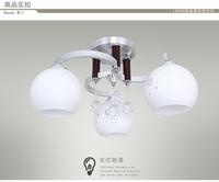 Fashion bedroom lamp small living room lamps modern brief restaurant pendant light led lighting