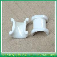 Zirconia unilateral  ceramic eyelet for stranding machine and winding machine    half  side ceramic eyelet