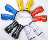 Ultra-light cuish plate soccer shin pads professional the lower leg guard 700mm bandage+free shipping